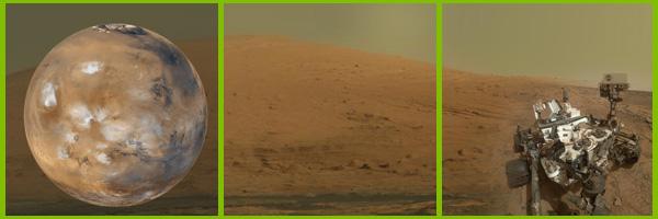 Mars-graphics